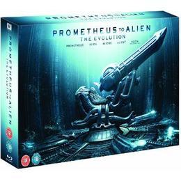 Prometheus to Alien: The Evolution Box Set [Blu-ray]